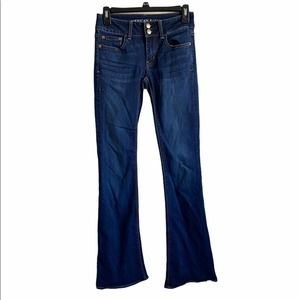 American Eagle Outfitters Artist Flare Denim Jeans